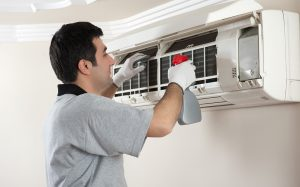 air conditioning service, repair