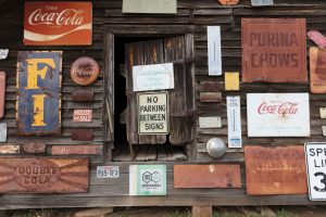 vintage signs for kitchen