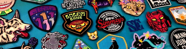 Creative-Embroidered-Patches